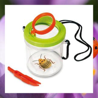 La boîte à insectes