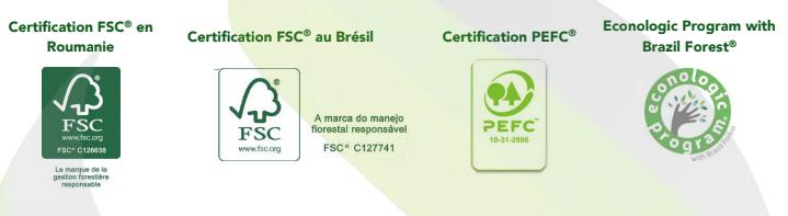 fertilisant bio - certifications