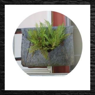 Jardinière de rambarde -Saddlebag