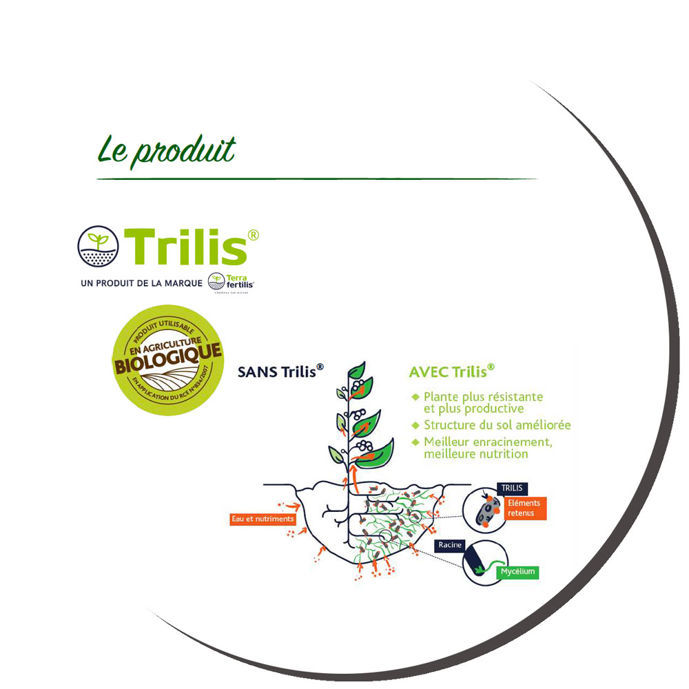 fertilisant bio: trilis®