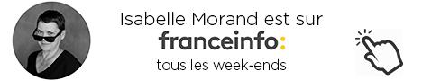 Isabelle Morand est sur France Info