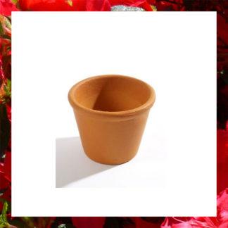 Pot peint à la main