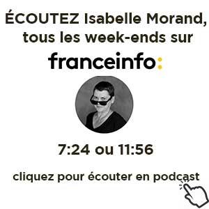 La chronique jardin d'isabelle Morand sur France info