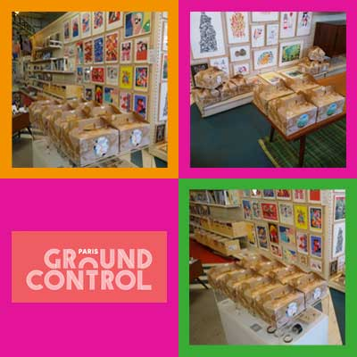 Ground Control, le concept store