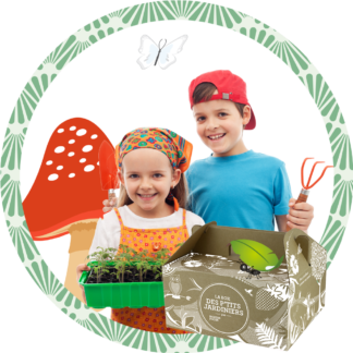 La gamme enfants : Box jardin